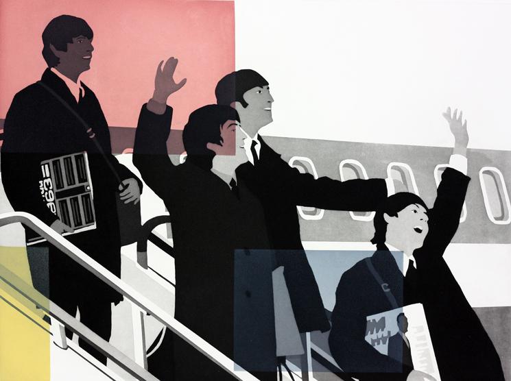 EzawaKota_Mondrian Meets the Beatles